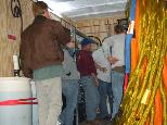 North American Processing provides spray foam equipment training.