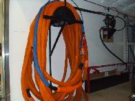 GRACO GUSMER low voltage heated hose assemblies used on sprayfoam and coating equipment