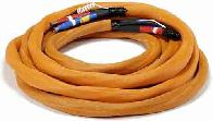 GRACO GUSMER low voltage heated hose assemblies used on spray foam and coating equipment