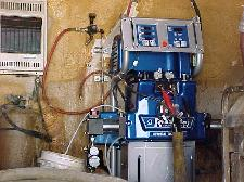 The Graco H25 spray foam insulation unit can be installed in a box truck or trailer.  North American Processing also carries Donaldson Air Dryers and Rolair Air Compressors to complete your mobile spray foam insulation rig.