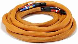 Graco 50' heated hoses used with E20, E30, H25, H40, EXP1, EXP2, HXP2 & HXP3 proportioning units.