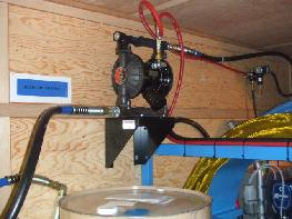 Gusmer Graco E-20 Spray Foam Insulation machine with Husky 1040 pumps.