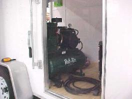 ROL-AIR COMPRESSOR stationary units provide highest quality and reliability for spray foam and coating application rigs