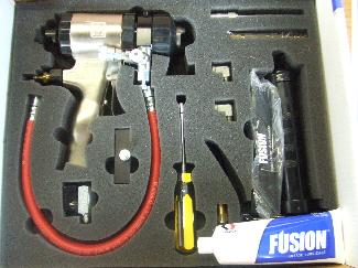 Graco Fusion spray foam gun replacement parts and prices.